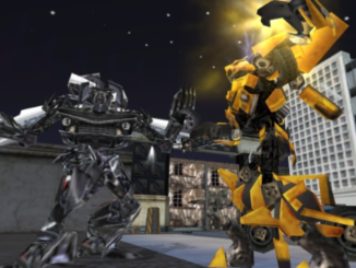 download game Transformers The Game PC