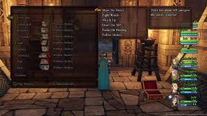 Game RPG Dragon Quest Tact